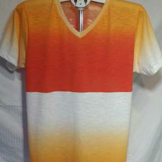 V neck shirts in summer colors!! Only PHP 180!