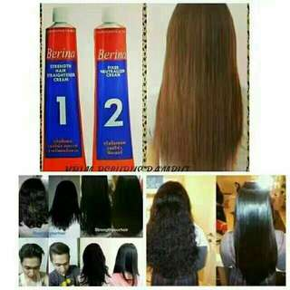 BERINA STRAIGHT HAIR