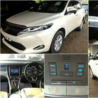 Toyota Harrier Premium