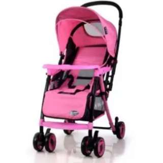 My Dear Baby Stroller 18117 (Pink)