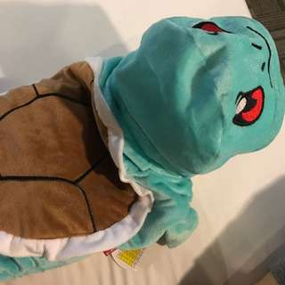 Squirtle suit