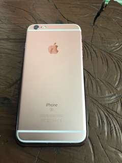 Original iphOne 6s pLus 64gb