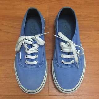 DENIM BLUE SNEAKERS