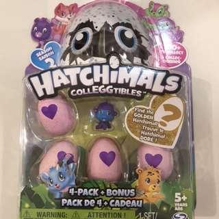 Brand New Hatchimals Season 2 (4+1 Bonus Pack)