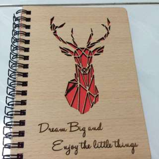 Wood Art Book Special Design for Her or Him