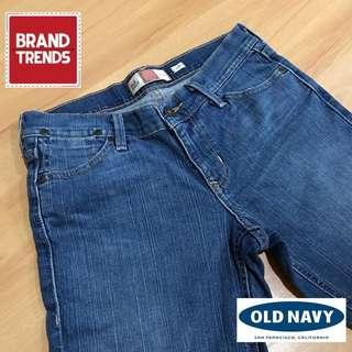 Old Navy Low Waist Capri Stretch Pants