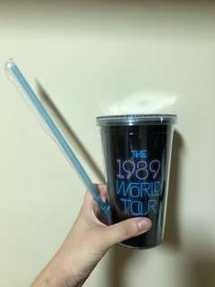 Taylor swift 1989 Water Cup
