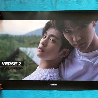 JJ Project - Official Poster