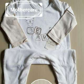Mothercare Jump Suite White