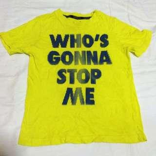 Preloved xersion t-shirt