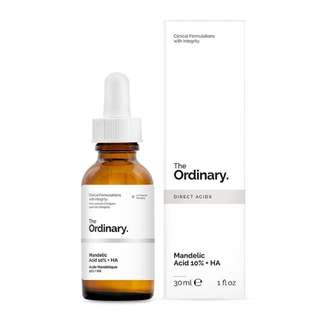 ❄️ The Ordinary ❄️ Mandelic Acid 10% + HA