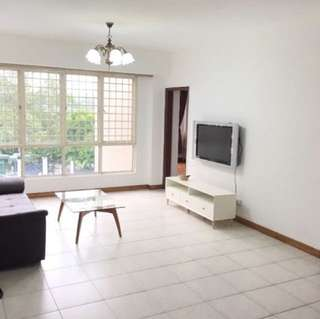 Castlegreen 3+1 bedroom for rent, 5 mins to YCK MRT