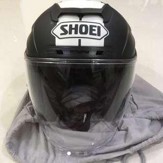 Shoei J-Force 4 Moderno Matt Black/White Size M