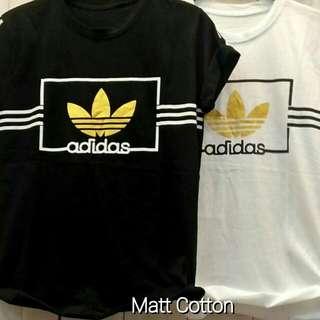 [Harga Promosi] Kaos adidas stripe