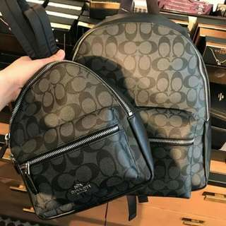 COACH BACKPACK (AUTHENTIC)