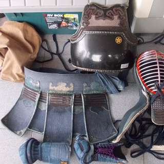 Japanese Kendo Suit
