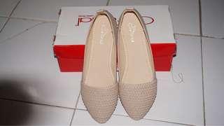 """Cardinal flat shoes """"nude"""""""