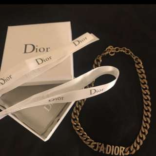 🚚 徵Dior J'adior 項鍊 頸鏈