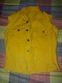 Vest / Sleeveless Jacket (small)