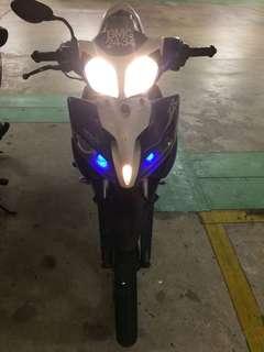 Yamaha Lagenda 115zr 2013