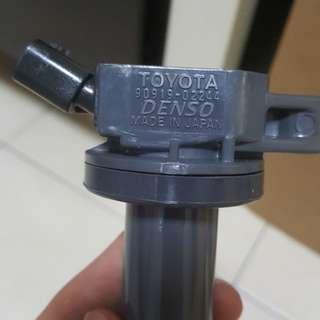 Original Toyota coil (Denso) per pcs