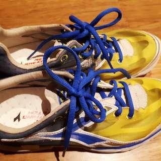 Authen DIADORA shoes Size US-8