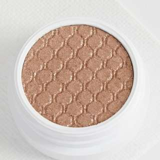 Colourpop Super Shock Shadow birthday girl metallic bronze gold gilter eyeshadow