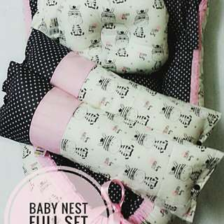 Baby Nest full set
