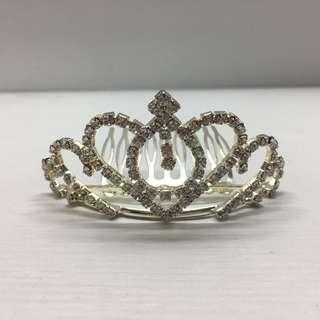 [款一] 王冠 皇冠 crown tiara 新娘頭飾 bridal accessories