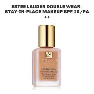 Estee Lauder Double Wear Foundation - 1W1