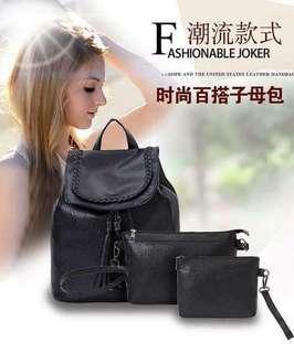 Korean bag pack 🌼