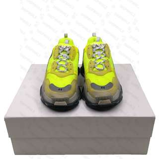 Balenciaga Triple S Neon Yellow (512175-W09O4-7320)