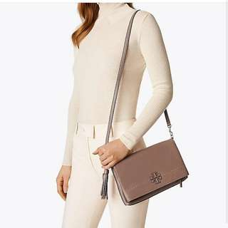 Tory Burch McGraw Fold-over