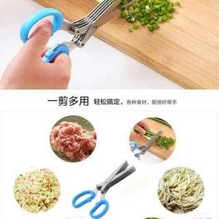 5layer scissors P 250
