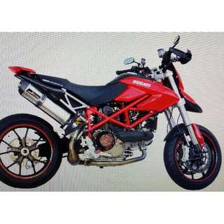 Devil Exhaust Systems Singapore Ducati Hyper Motard 1100 Ready Stock ! Promo ! Do Not PM ! Kindly Call Us !