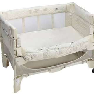 Baby 1st Co sleeper crib Arm's reach dupe