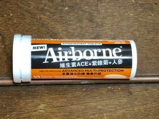 Airborne 維他命C一樽10粒