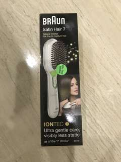 Satin Hair 7 IONTEC Brush BR750