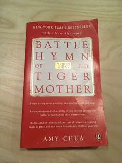 Battle Hymn of the Tiger Mum