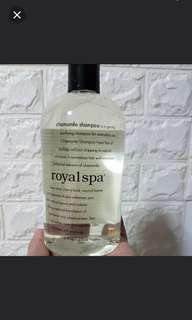 Royal Spa™ Chamomile Shampoo (Single Bottle (473 mL/16 fl. oz.)  Pm me for the Best price!!!