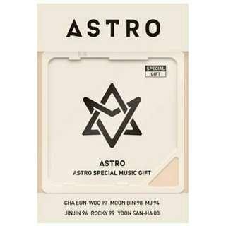 ASTRO - 2018 SPECIAL SINGLE ALBUM