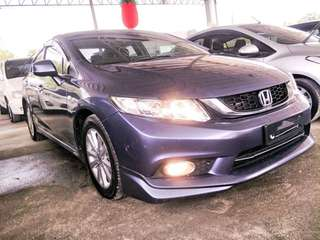Honda civic 1.8 3015