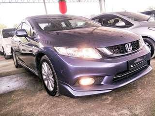 Honda civic 1.8 3015