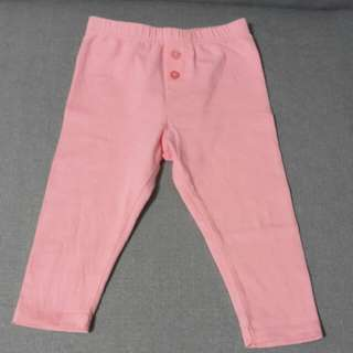 Hush Puppies Pink Legging (6-12months)