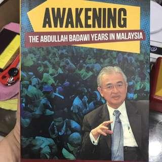 Pak Lah Book