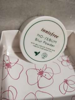 Innisfree No Sebum Blur Powder NEW