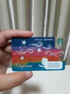 Starbucks Kape Vinta Card Limited Edition