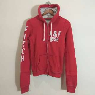 Abercrombie & Fitch Zip Hoodie