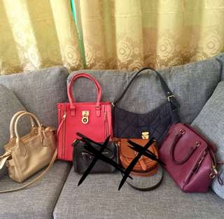 4 BAGS REMAINING!!!👜💕