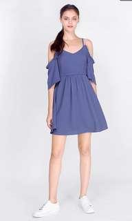 BNWT Fayth Cold Shoulder Dress